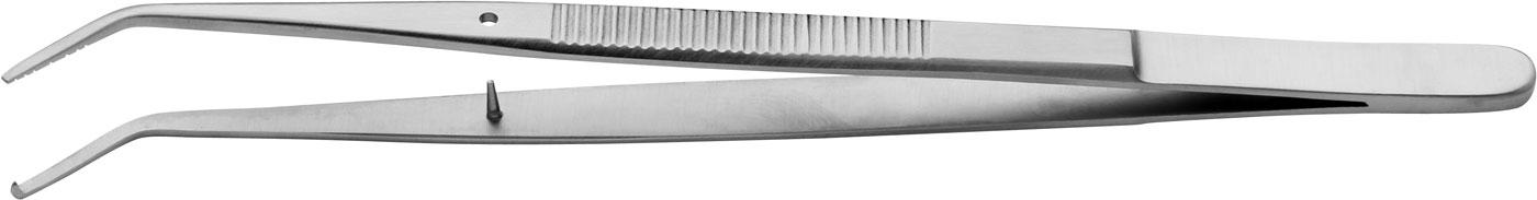 Zahntaschen-Markierpinzette 15 cm # R