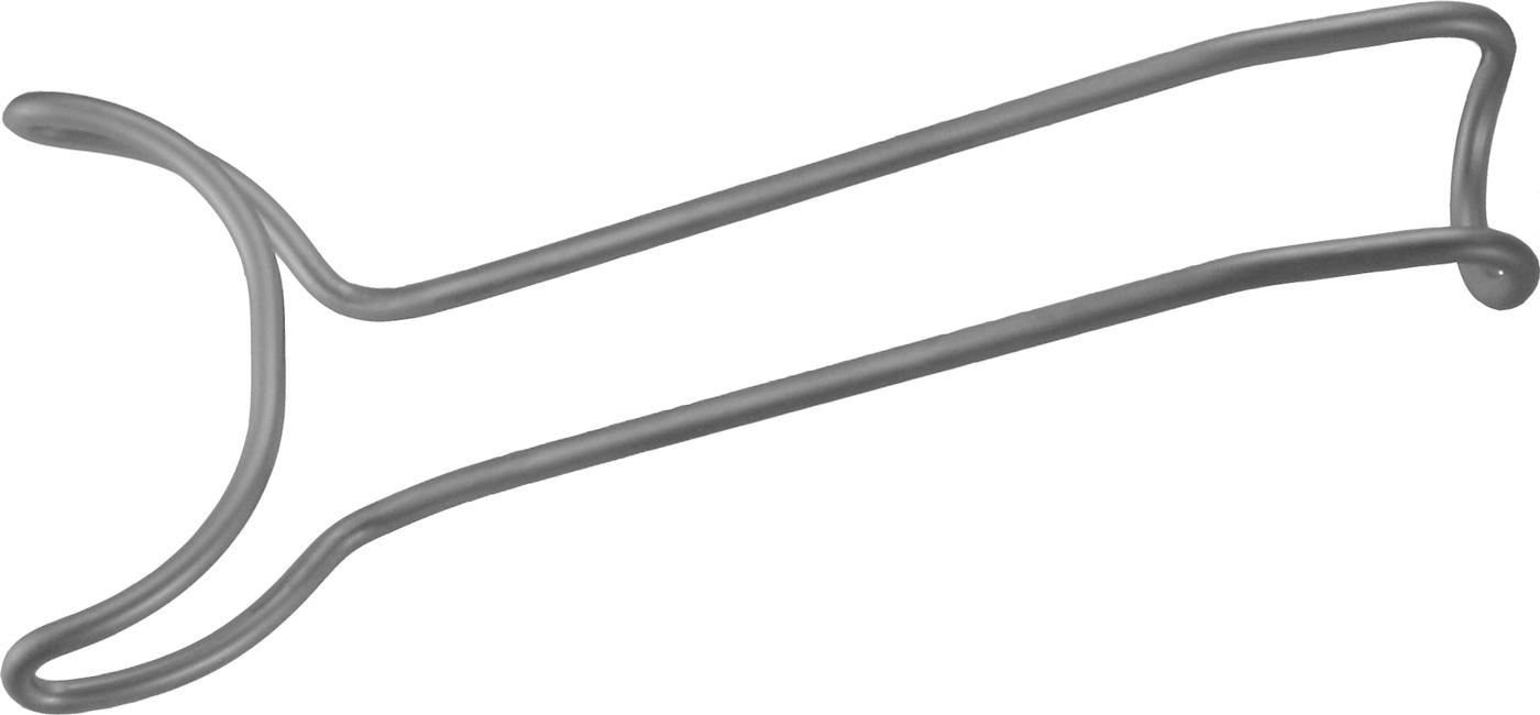 Vestibulumhaken | 180 mm