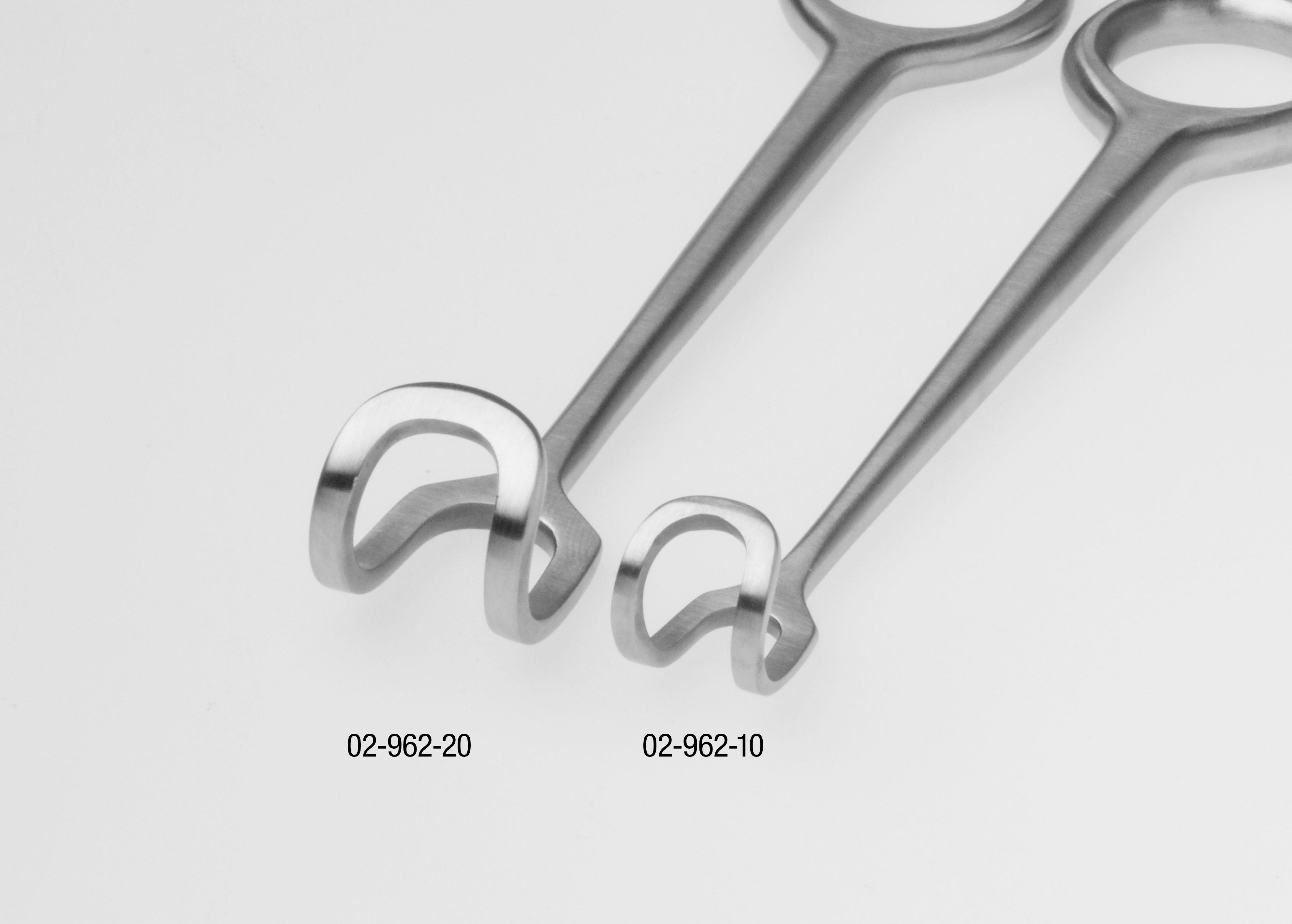 Wangen- und Lippenabhalter | 215 mm