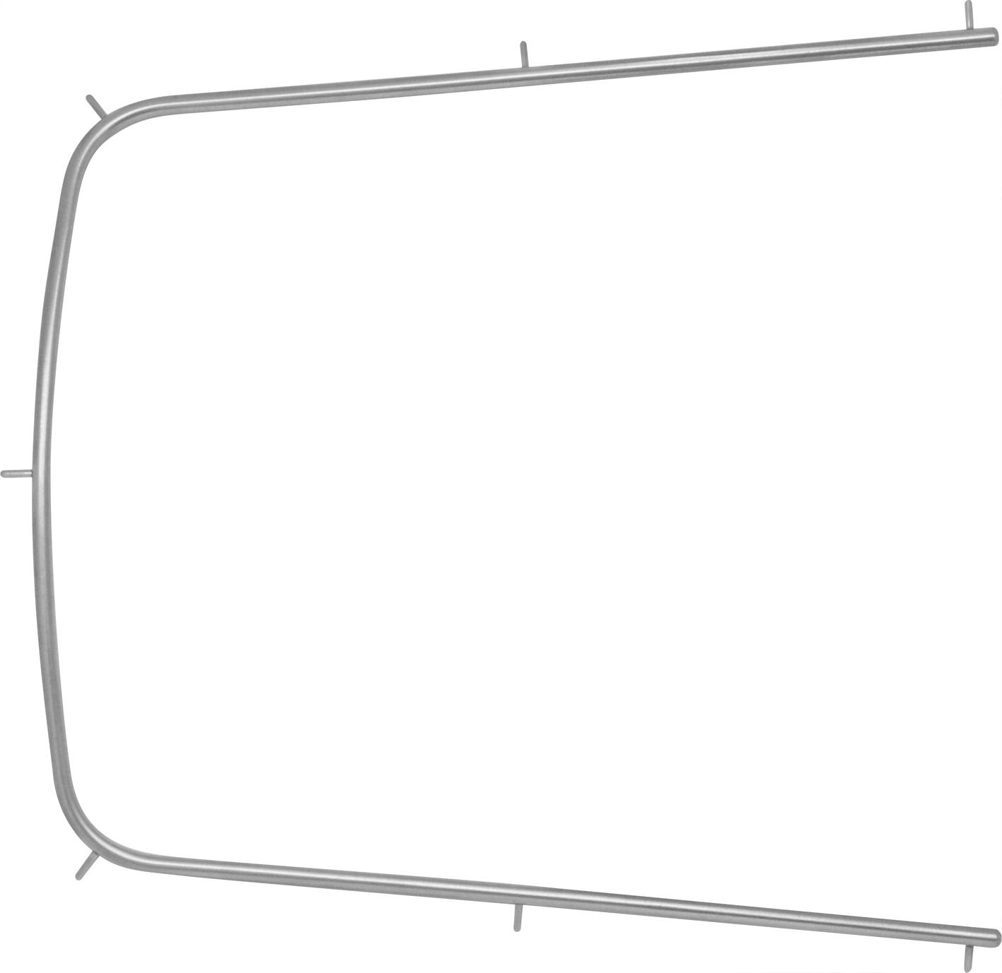Kofferdam-Rahmen   100 x 121 mm