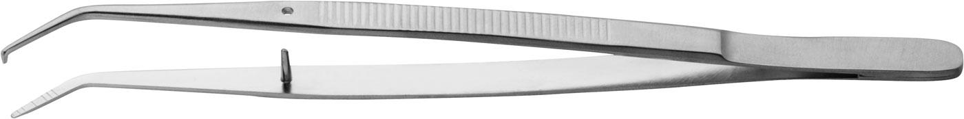 Zahntaschen-Markierpinzette 15 cm # L