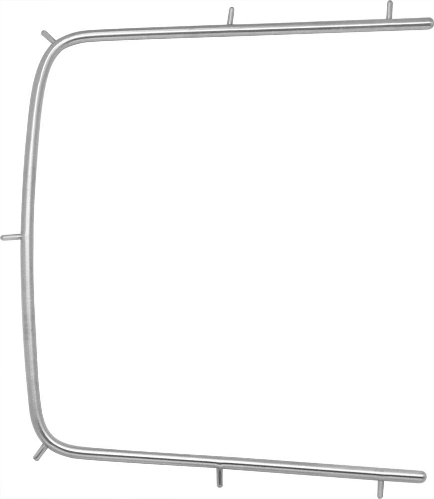 Kofferdam-Rahmen   85 x 77.5 mm