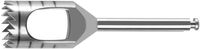 Trepanfräse I = Ø 7.0 mm