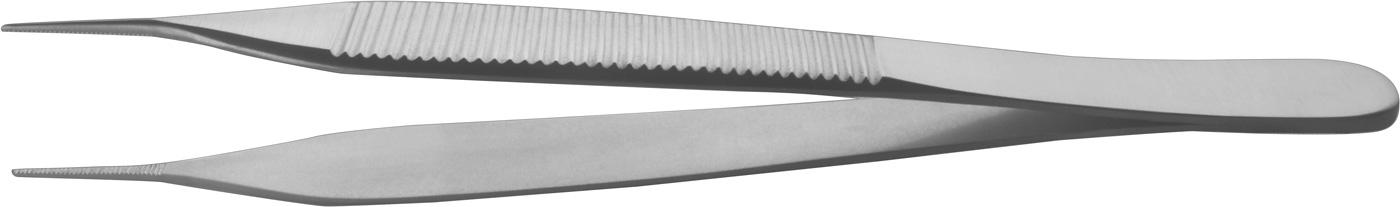 "Anatom. Pinzette ""Adson micro"" 120 mm"