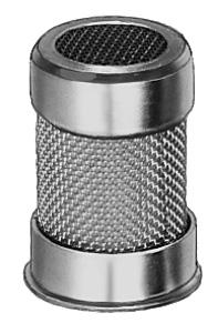 Filter für Absaugkanüle Ø 9 mm, fein