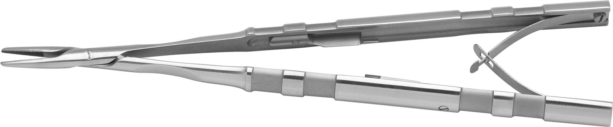"""Mikro-Nadelhalter """"Castroviejo""""   150 mm"""