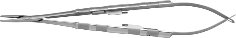 "Mikro-Nadelhalter ""Barraquer""   171 mm"