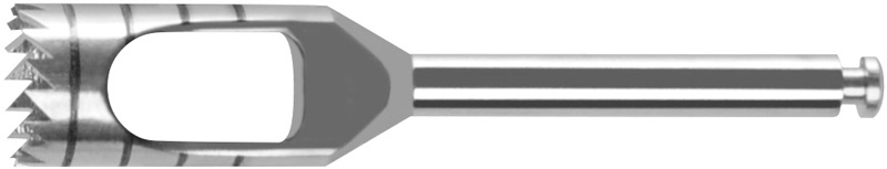 Trepanfräse I = Ø 5.0 mm